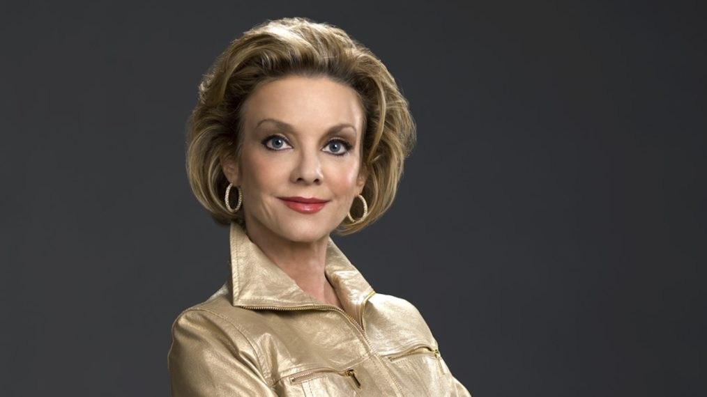 Judith Chapman on Bringing Sassy 'Train Wreck' Gloria Back to 'Y&R'