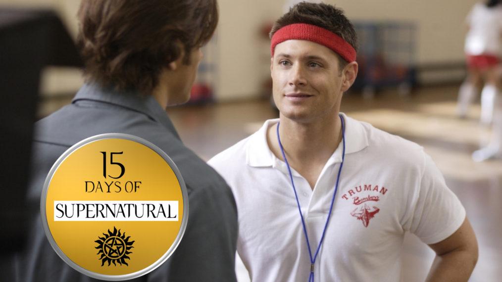 Dean Winchester Gym Teacher Disguise Supernatural