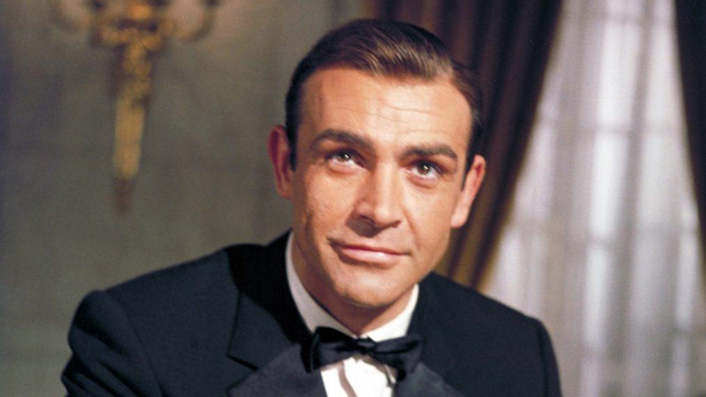 Sean Connery Goldfinger James Bond