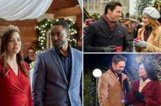 Get a Look at Hallmark Channel's 'Countdown to Christmas' 2020 Movies (PHOTOS)