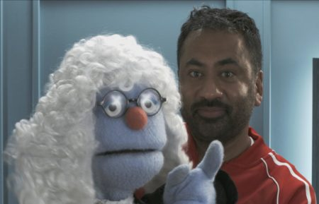 Kal Penn Approves this Message Freeform