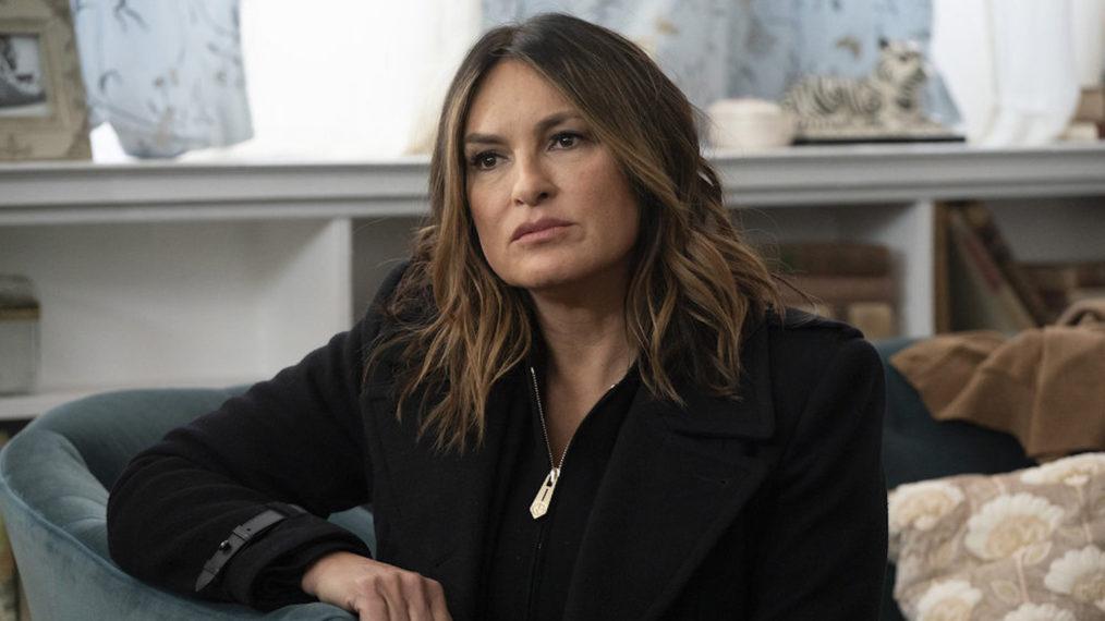 Law & Order SVU Mariska Hargitay Season 21 Olivia Benson