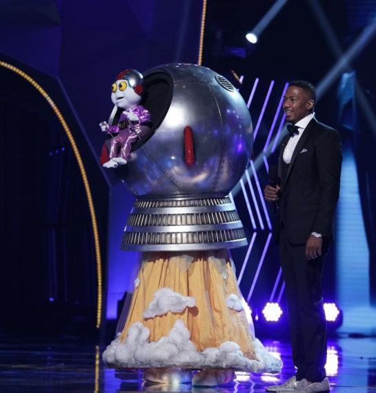 Masked Singer Season 4 Group B Playoffs Baby Alien Panelists