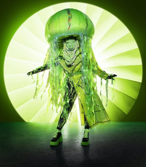 The Masked Singer Season 4 Group C Jellyfish