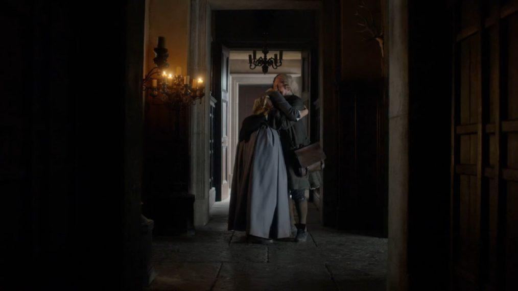 outlander season 3 caitriona balfe bill paterson
