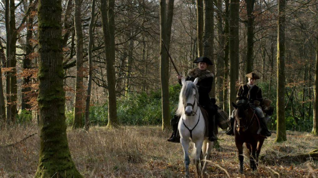 Outlander Season 4 Jamie William