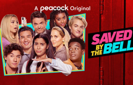 Saved by the Bell Revival Key Art