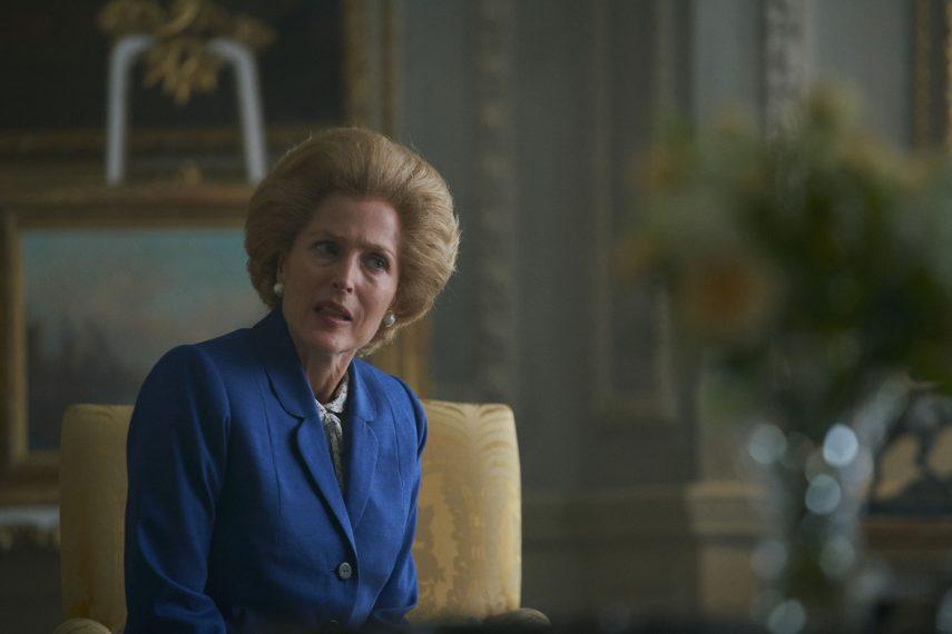 Gillian Anderson The Crown Margaret Thatcher