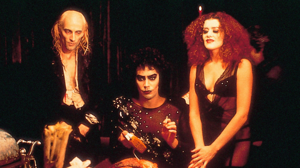 Tim Curry Richard O'Brien The Rocky Horror Picture Show