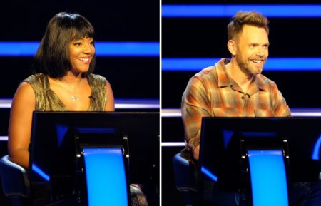 Tiffany Haddish Joel McHale Who Wants to Be a Millionaire