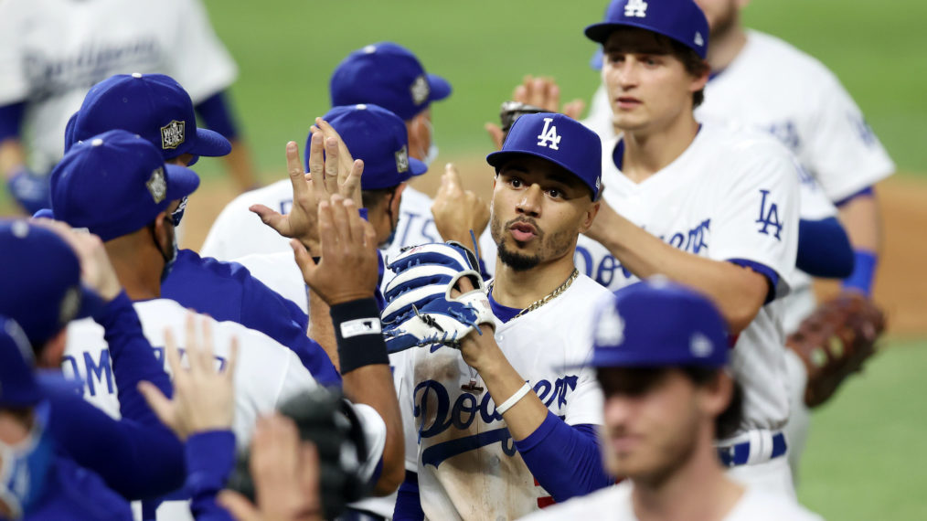 World Series Game 1 Dodgers Rays