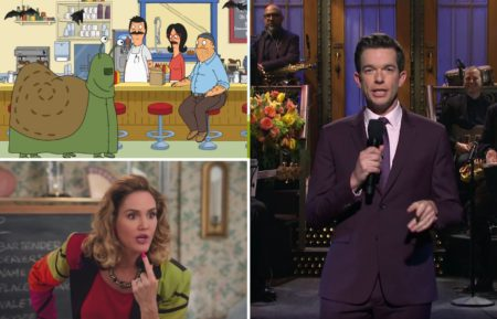 Bob's Burgers The Goldbergs Saturday Night Live John Mulaney
