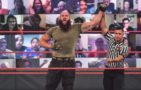 Braun Strowman on Raw