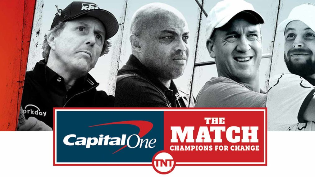 Capital One's The Match: Champions for Change