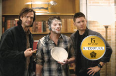 Farewell to 'Supernatural' Day 15: 13 Best Behind-the-Scenes Moments (PHOTOS)