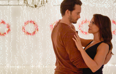 Christmas Waltz Will Kemp Lacey Chabert