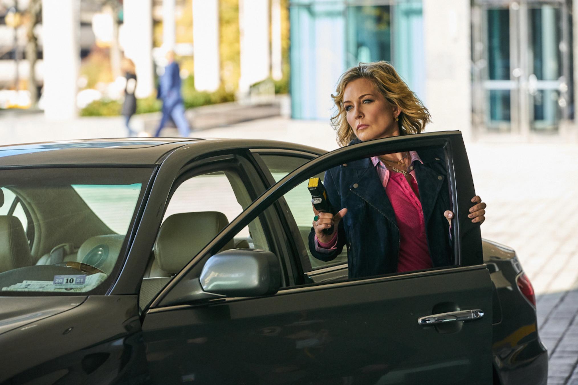Amy Carlson FBI Most Wanted Jackie Ward Season 2