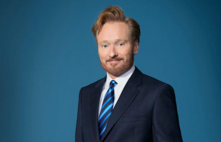 Conan O'Brien TBS Talk Show Gallery