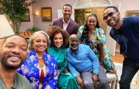 Fresh Prince of Bel-Air Reunion Special Cast HBO Max