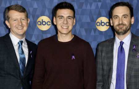 Ken Jennings, James Holzhauer, Brad Rutter