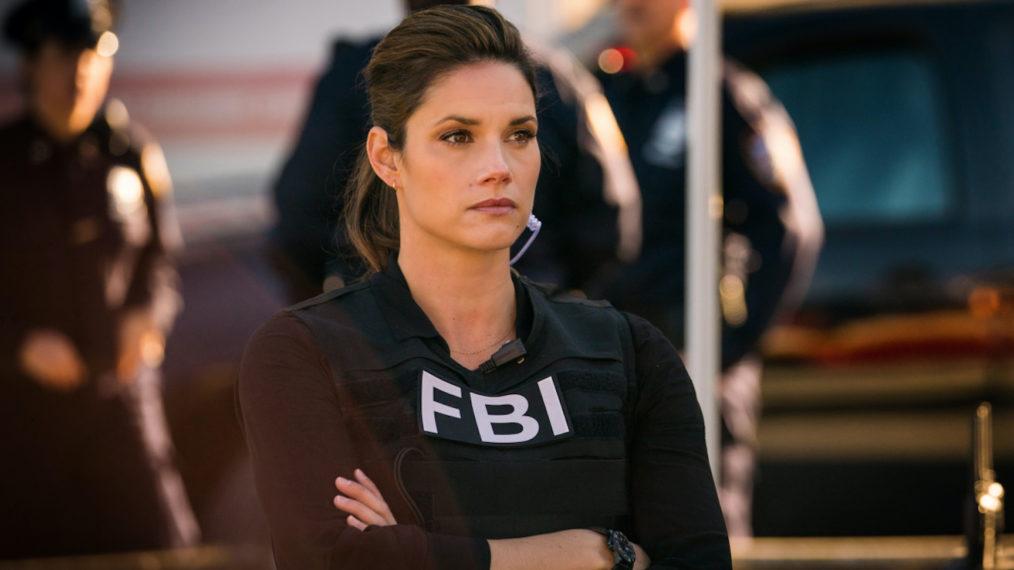Missy Peregrym Maggie Bell FBI Season 3 Premiere