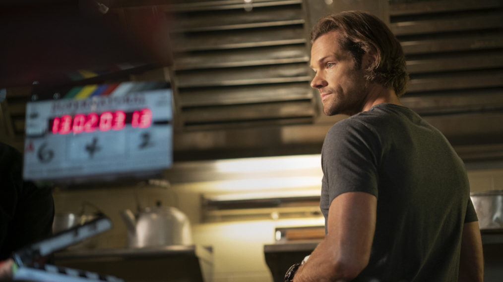 Supernatural Series Finale Behind the Scenes Jared Padalecki