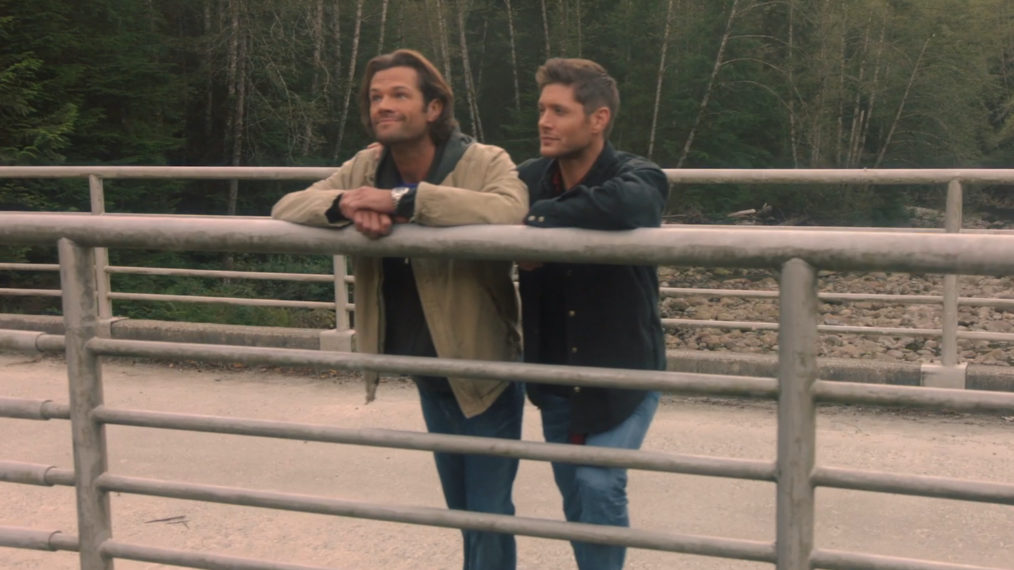 Supernatural Series Finale Ending Sam Dean Heaven Reunited