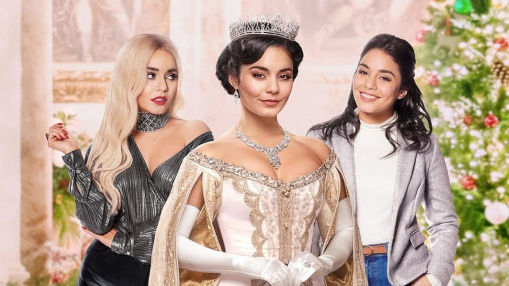The Princess Switch: Switched Again Netflix Vanessa Hudgens