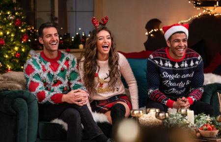 12 Dates of Christmas, HBO Max