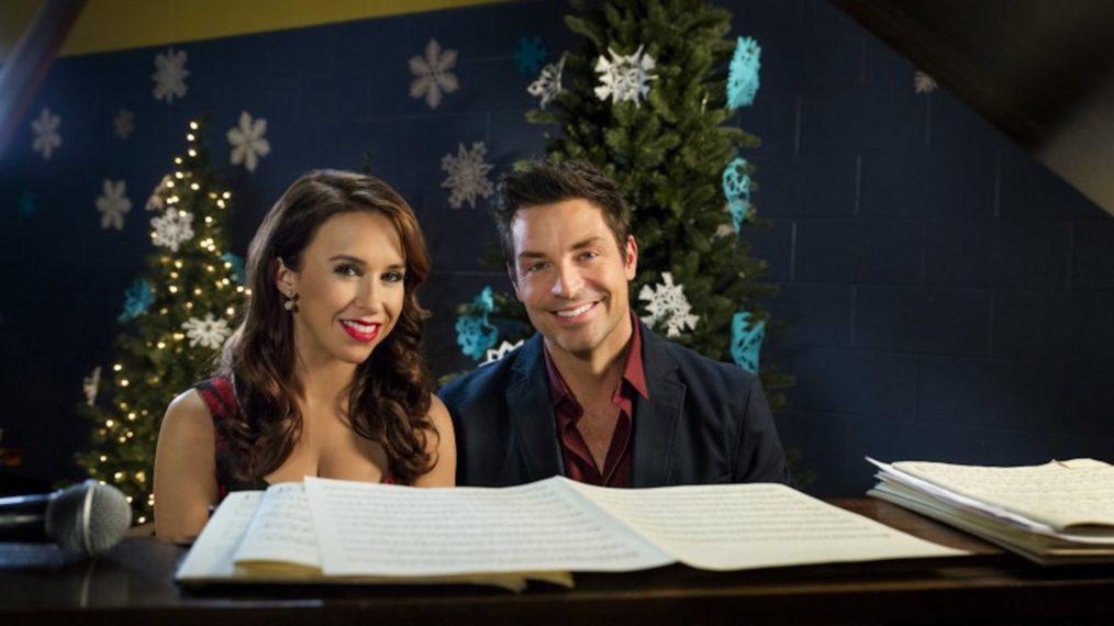 A Christmas Melody, Hallmark