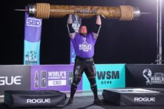 The Biggest & Baddest Compete for the 2020 'World's Strongest Man' Title