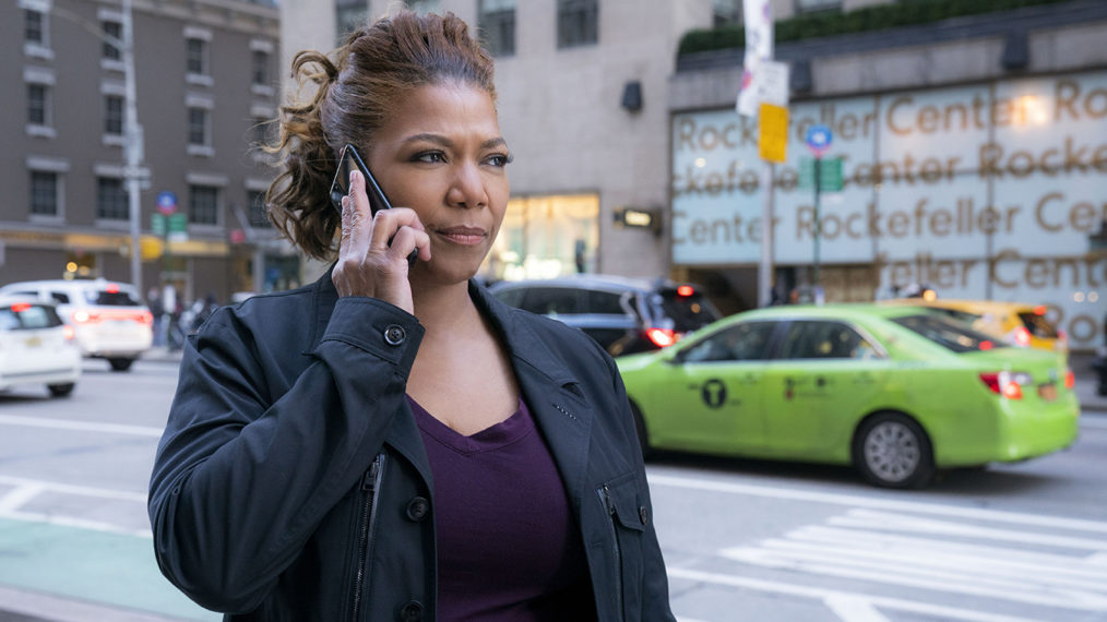 Queen Latifah The Equalizer Robyn McCall