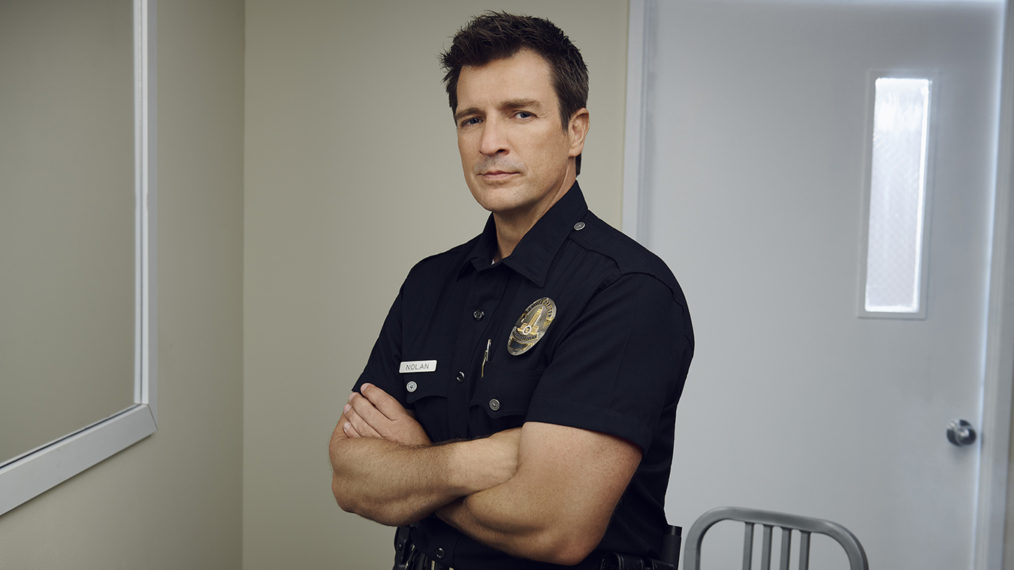 The Rookie Nathan Fillion
