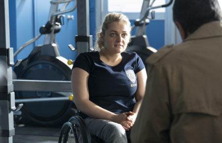 Ali Stroker Blue Bloods Season 11 Episode 4