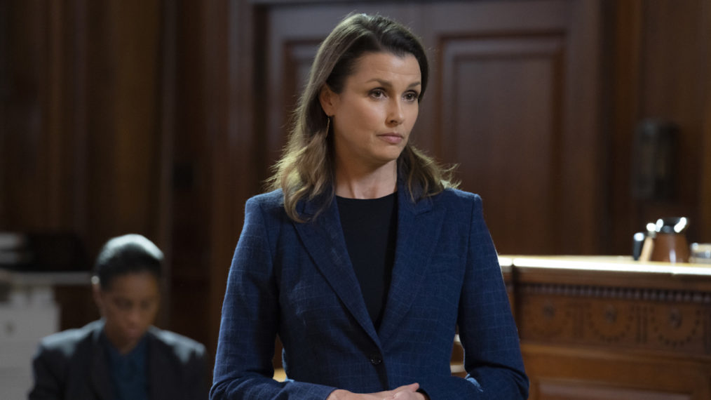 Bridget Moynahan Erin Reagan Blue Bloods Season 11