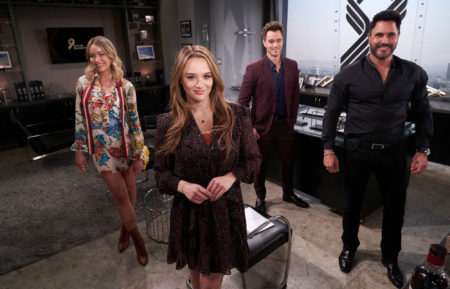 Bold and the Beautiful, Young and the Restless, Hunter King, Don Diamont