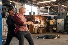 'Cobra Kai': Let's Talk About That Daniel & Johnny Fight in Season 3 (VIDEO)