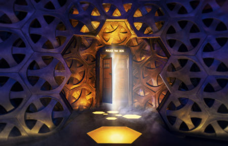 Doctor Who Tardis Interior