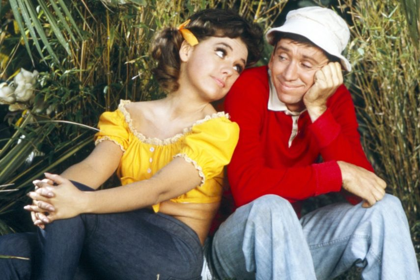 Gilligan's Island Dawn Wells Bob Denver