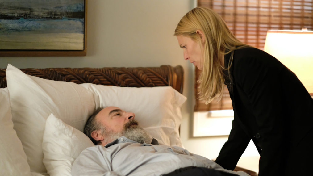 Homeland Series Finale Saul Carrie