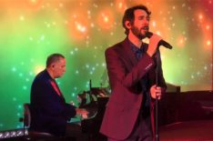 Josh Groban Performs 'The Impossible Dream' for PBS's 'United in Song' Special (VIDEO)