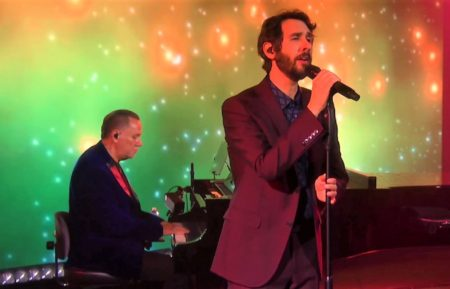 Josh Groban PBS United in Song