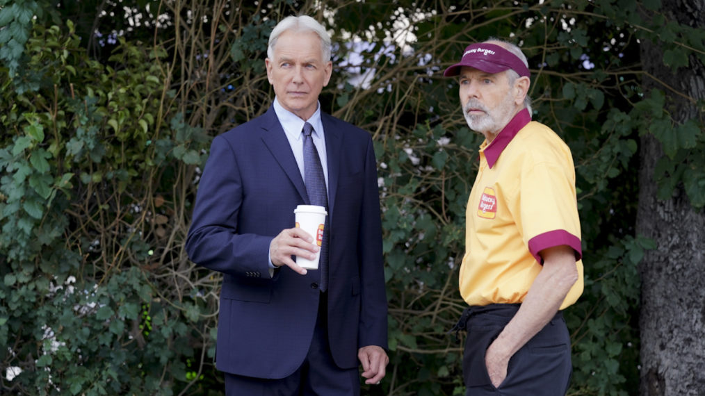 Mark Harmon Joe Spano Gibbs Fornell NCIS Season 18 Episode 3