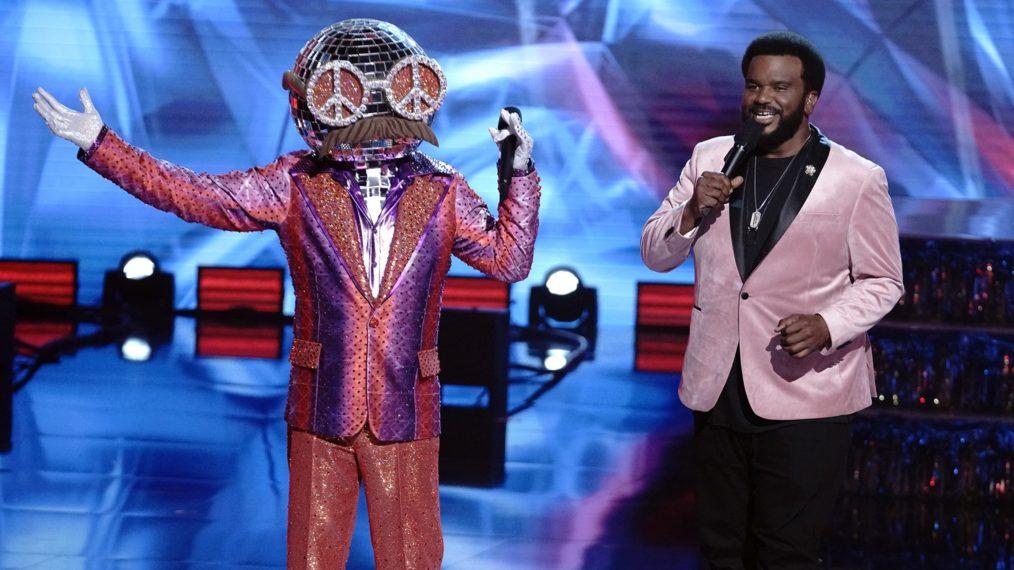 the masked dancer season 1 disco ball ice-t