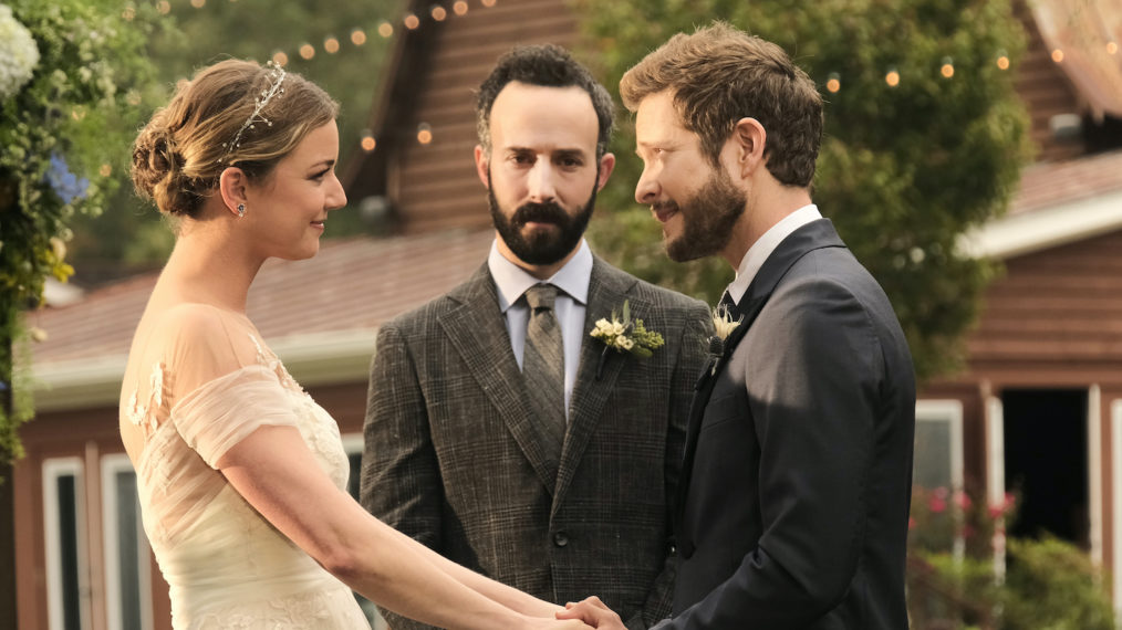 Conrad Nic Getting Married The Resident Season 4 Premiere Wedding