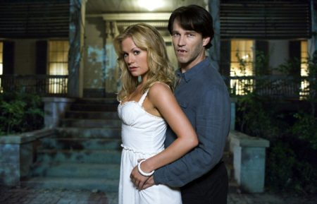 True Blood Anna Paquin Stephen Moyer