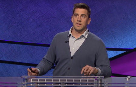 Aaron Rodgers Celebrity Jeopardy