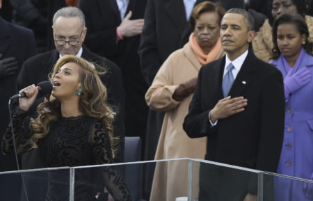Beyoncé Knowles Barack Obama