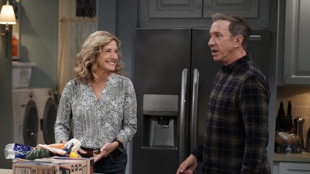 Last Man Standing Tim Allen Nancy Travis