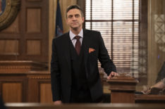 Barba Returns to 'Law & Order: SVU' & Puts on a Show Against Carisi (RECAP)